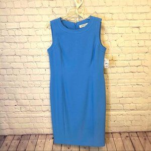 Kasper New Blue horizon dress size 10